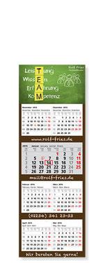 7 Monatskalender